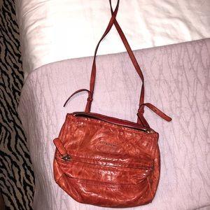 Givenchy Mini Pandora Bag - washed leather